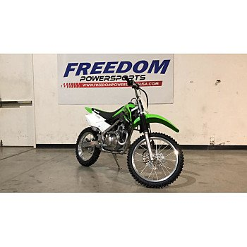 2020 Kawasaki KLX140L for sale 200769906