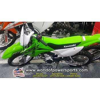 2020 Kawasaki KX100 for sale 200768594