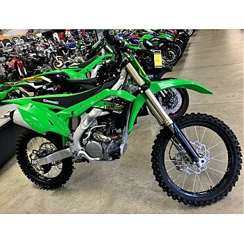 2020 Kawasaki KX250 for sale 200811448
