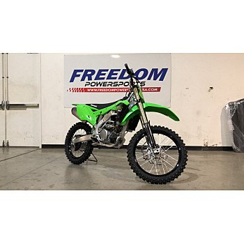 2020 Kawasaki KX250 for sale 200832641