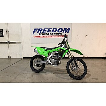 2020 Kawasaki KX250 for sale 200832733