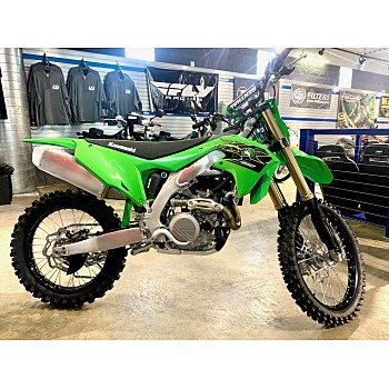 2020 Kawasaki KX450 for sale 200808997