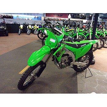 2020 Kawasaki KX450 for sale 200810554