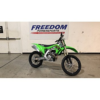 2020 Kawasaki KX450 for sale 200832716