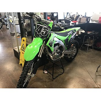 2020 Kawasaki KX450 for sale 200905624