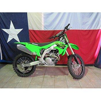 2020 Kawasaki KX450 for sale 200936087