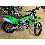 2020 Kawasaki KX450 for sale 201062929