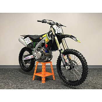 2020 Kawasaki KX450 for sale 201120430
