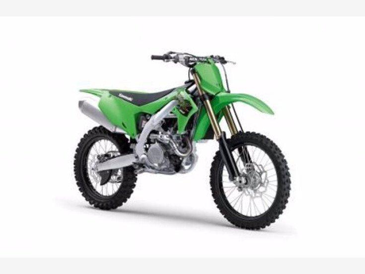 2020 Kawasaki KX450 for sale 201147821
