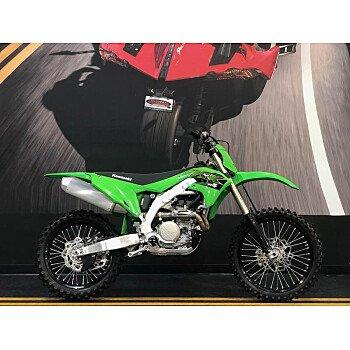 2020 Kawasaki KX450F for sale 200793664