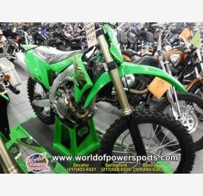 2020 Kawasaki KX450F for sale 200804476