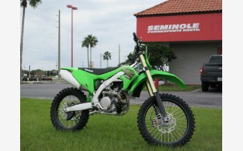 2020 Kawasaki KX450F for sale 200821425