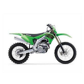 2020 Kawasaki KX450F for sale 200860435