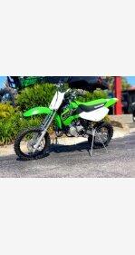 2020 Kawasaki KX65 for sale 200820516