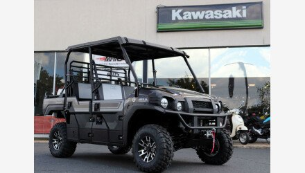2020 Kawasaki Mule PRO-FXR for sale 200801873