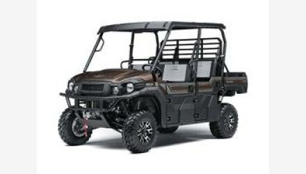 2020 Kawasaki Mule PRO-FXR for sale 200803552