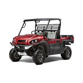 2020 Kawasaki Mule PRO-FXR for sale 200829479