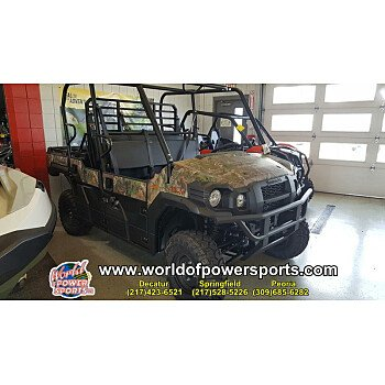 2020 Kawasaki Mule PRO-FXT for sale 200769585