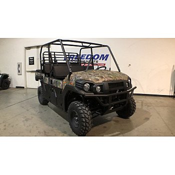 2020 Kawasaki Mule PRO-FXT for sale 200832626