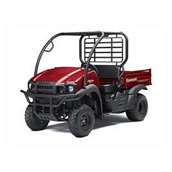 2020 Kawasaki Mule SX for sale 200813009