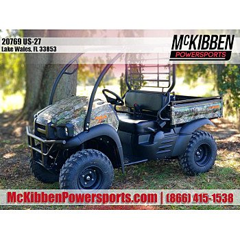 2020 Kawasaki Mule SX for sale 200827005
