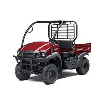 2020 Kawasaki Mule SX for sale 200829596