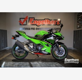2020 Kawasaki Ninja 400 ABS for sale 201069544