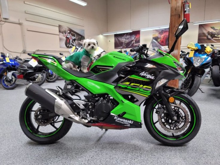 2020 Kawasaki Ninja 400 for sale 201075721