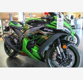 2020 Kawasaki Ninja ZX-10R for sale 200827586