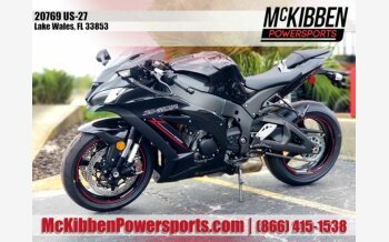 2020 Kawasaki Ninja ZX-10R for sale 200900474