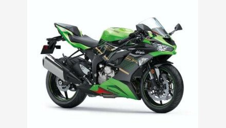 2020 Kawasaki Ninja ZX-6R for sale 200812754