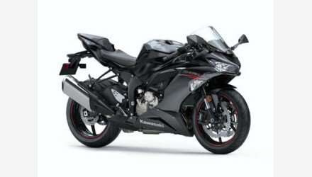 2020 Kawasaki Ninja ZX-6R for sale 200812755
