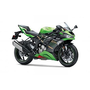 2020 Kawasaki Ninja ZX-6R for sale 200816717