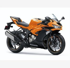 2020 Kawasaki Ninja ZX-6R for sale 200826434