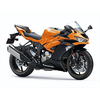 2020 Kawasaki Ninja ZX-6R for sale 200826435