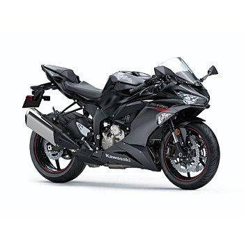 2020 Kawasaki Ninja ZX-6R for sale 200861050
