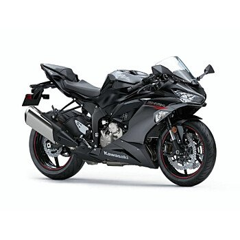 2020 Kawasaki Ninja ZX-6R for sale 200871049