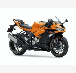 2020 Kawasaki Ninja ZX-6R for sale 200874576