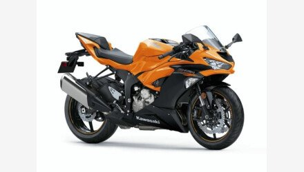 2020 Kawasaki Ninja ZX-6R for sale 200898363