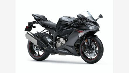 2020 Kawasaki Ninja ZX-6R for sale 200898387