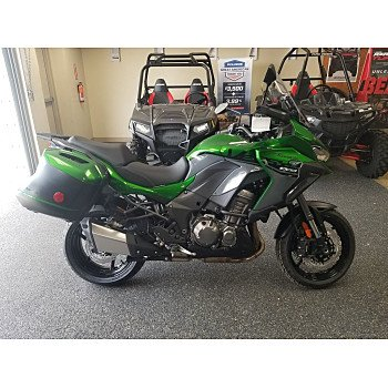 2020 Kawasaki Versys 1000 SE LT+ for sale 200843196