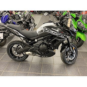 2020 Kawasaki Versys 650 ABS for sale 200849605