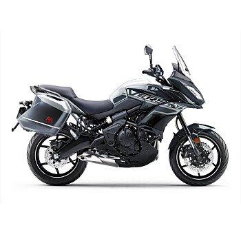 2020 Kawasaki Versys 650 ABS for sale 200853601