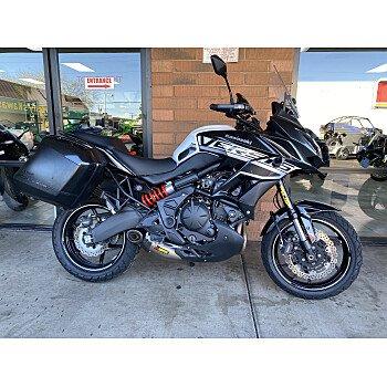 2020 Kawasaki Versys 650 ABS for sale 201033751