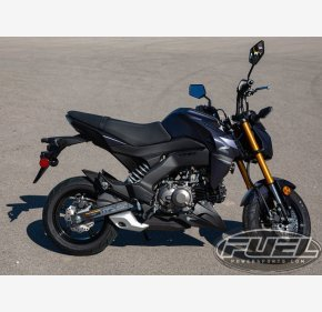 2020 Kawasaki Z125 Pro for sale 200820857