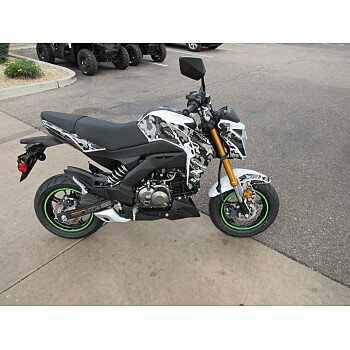 2020 Kawasaki Z125 Pro for sale 200824703