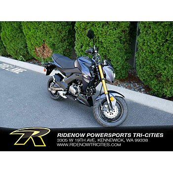 2020 Kawasaki Z125 Pro for sale 200938894