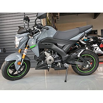 2020 Kawasaki Z125 Pro for sale 201080932