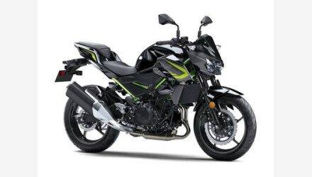 2020 Kawasaki Z400 for sale 200812748