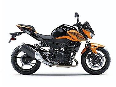 2020 Kawasaki Z400 for sale 200827028